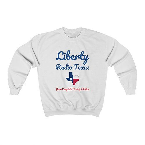 White Heavy Blend™ Crewneck Sweatshirt