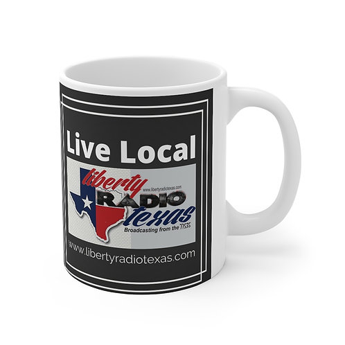 LRT / Logo Mug 11oz