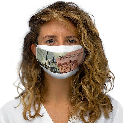 Snug-Fit Polyester Face Mask Pciture Dayton