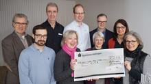 vielFACH engagiert - Unsere Charity Aktion brachte 1.737€ für KiPa e.V.