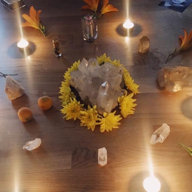 Winter Solstice: Chrystal Light Meditation