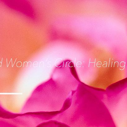 Sacred Women Circle: Balance the Masculine & Feminine