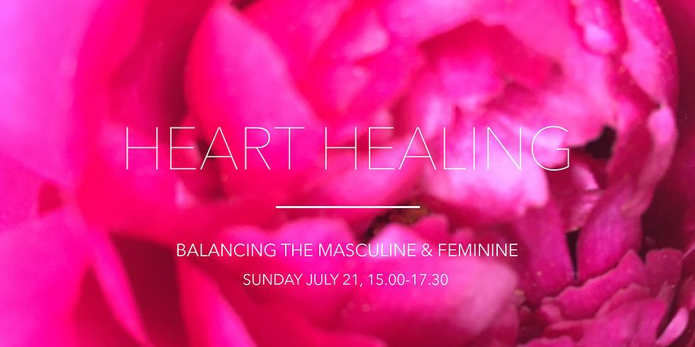 Heart Healing: Balancing the Masculine & Feminine
