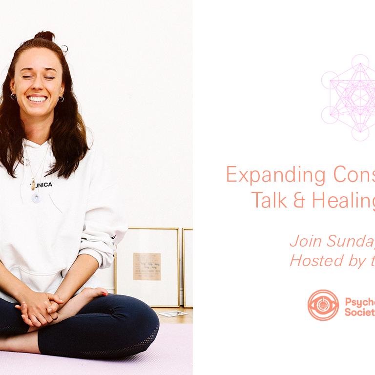 Expanding Consciousness: Talk & Healing Journey
