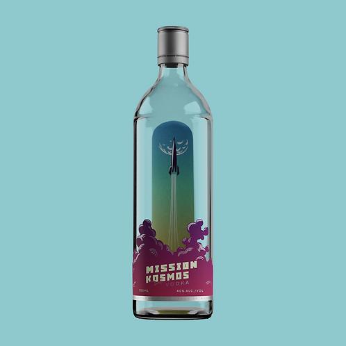 Vodka Mission Kosmos