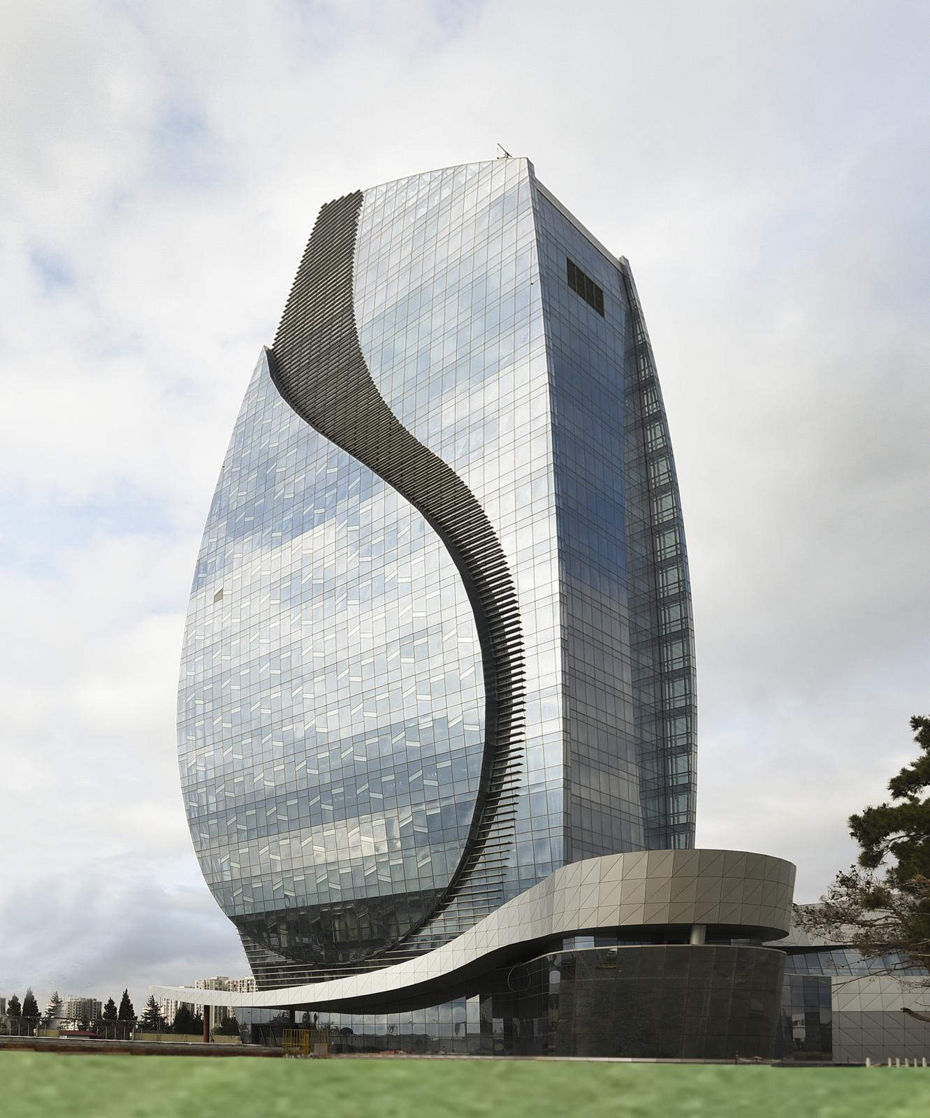 AzerSu Tower