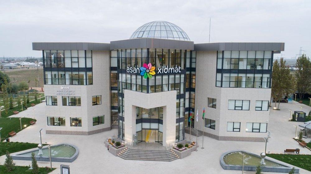 Kürdəmir Asan Xidmət Mərkəzi