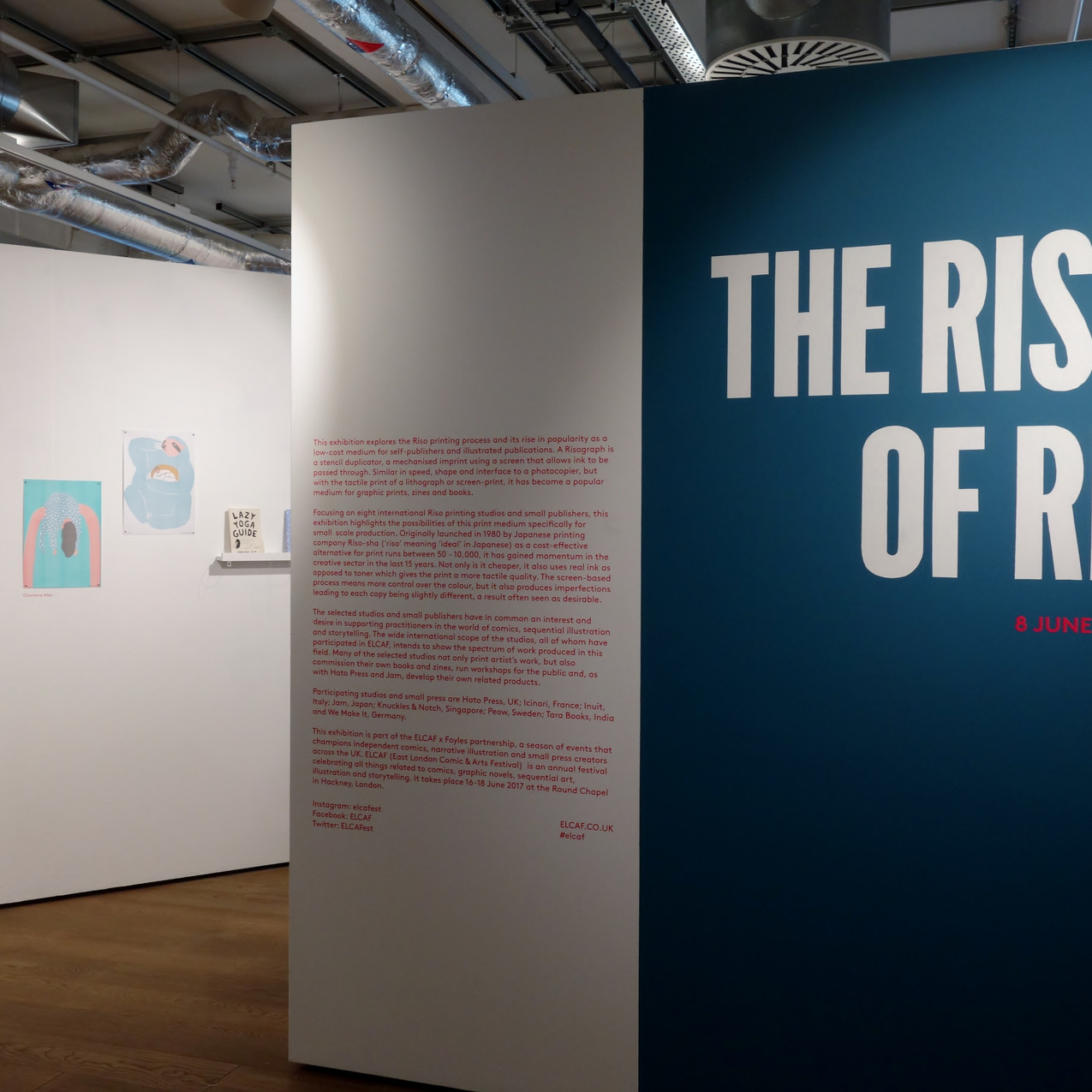 The Rise of Riso