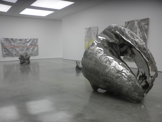 The Toxic Sublime : Marc Quinn