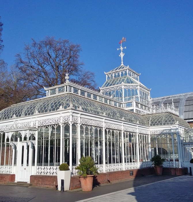 Conservatory : Horniman Museum and Gardens