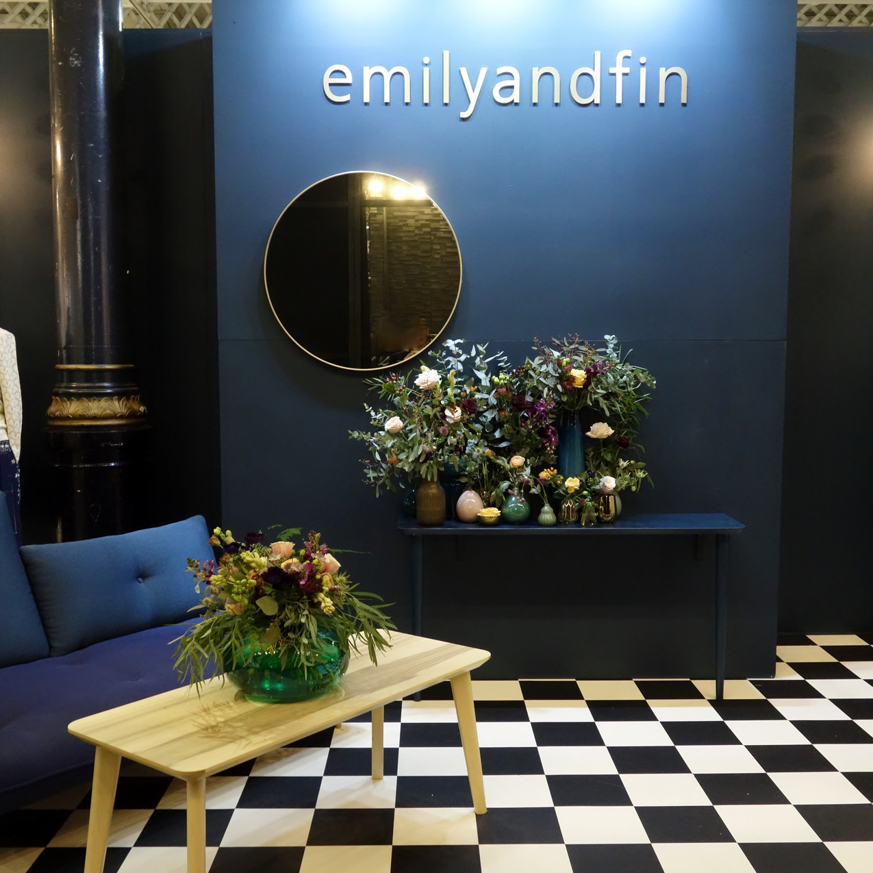 Pure London - Emily and Fin