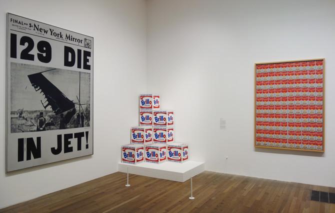 Andy Warhol : Tate Modern
