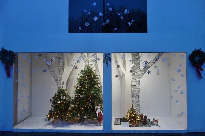 Kings Road...Chelsea : Christmas Neighbourhood