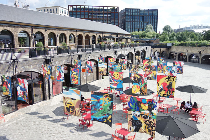 Art and Architecture : Kings Cross