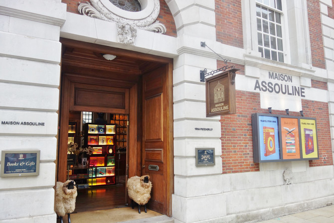 Maison Assouline : Bookstore Boutique