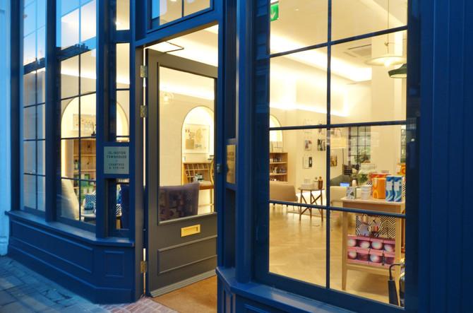 Crabtree & Evelyn : Islington Townhouse