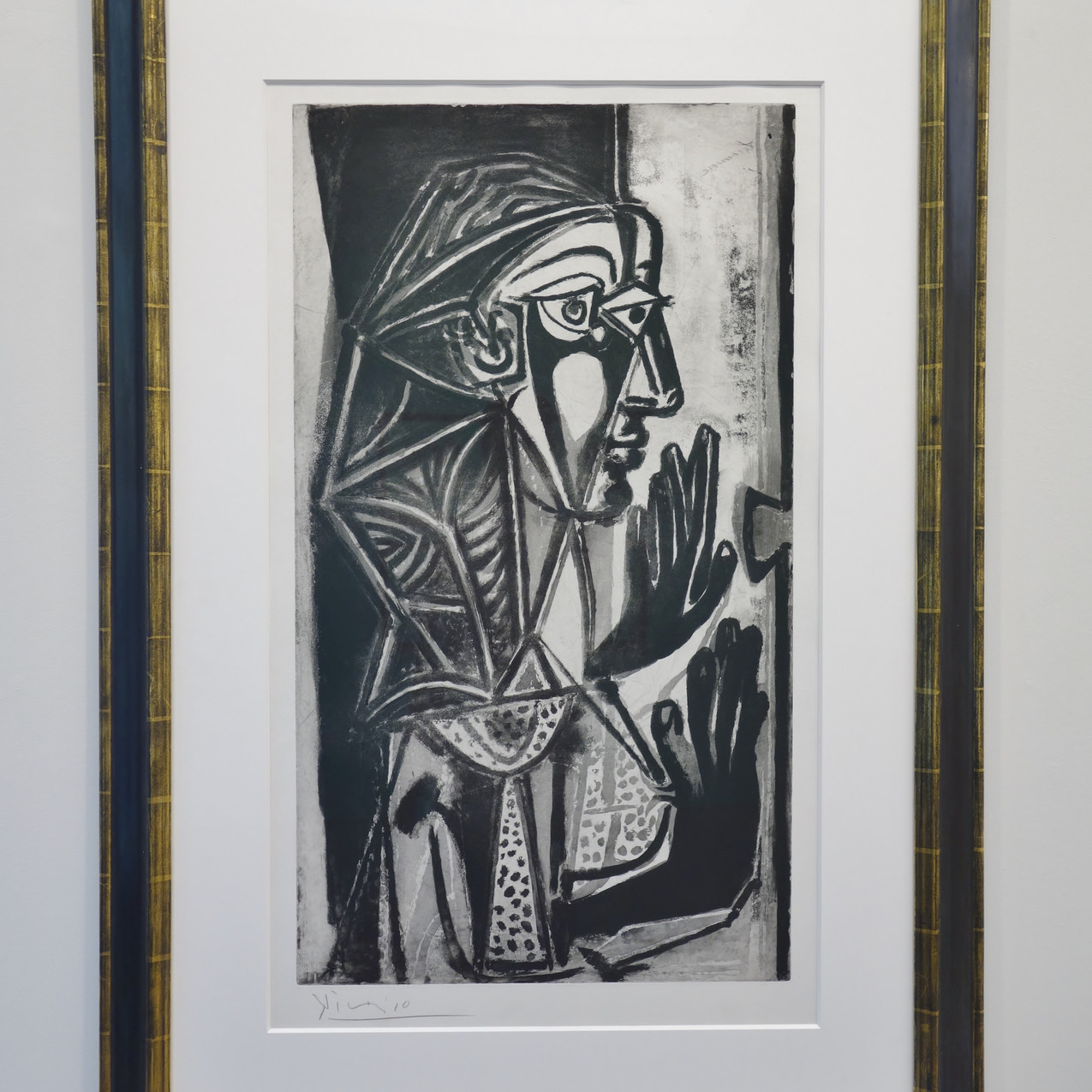 Miro, Picasso & Matisse