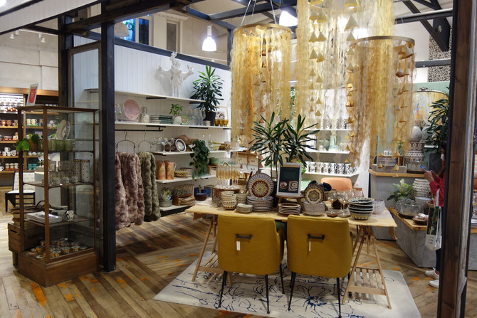 Anthropologie : The Autumnal Home