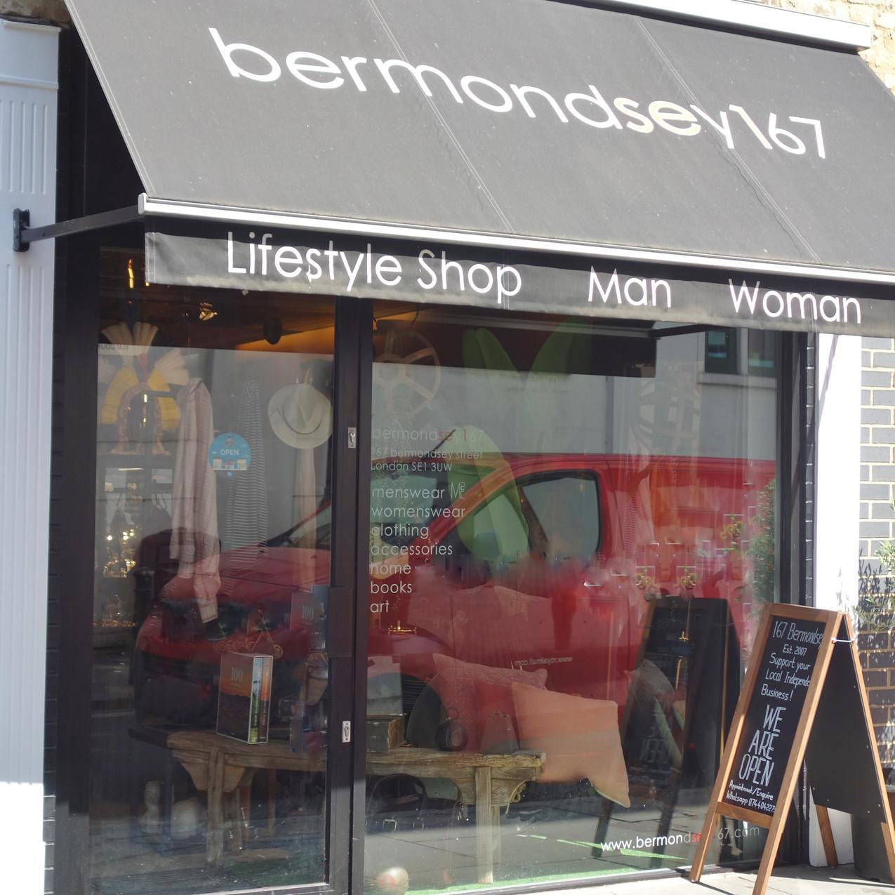 Bermondsey Street, London