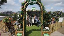 Teisseire : Jardin de Flavour
