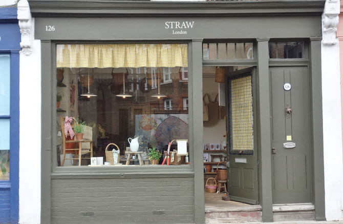 Columbia Road : Vintage Shopkeepers