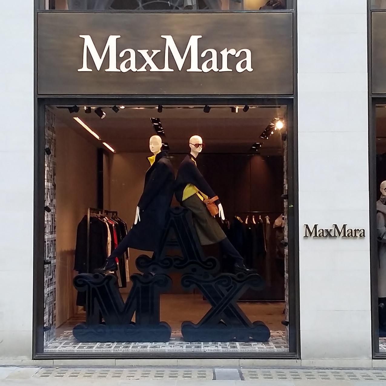 Max Mara : Bond Street