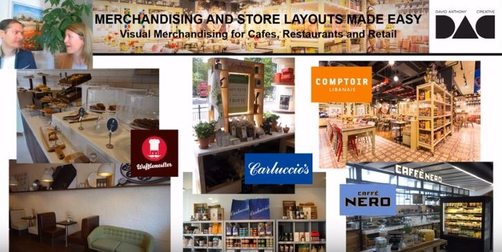 Merchandising and Store Layouts
