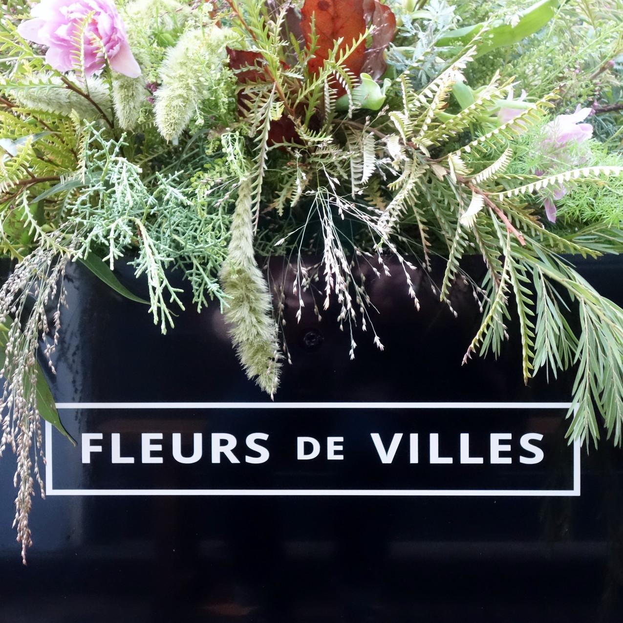 Fleurs De Villes
