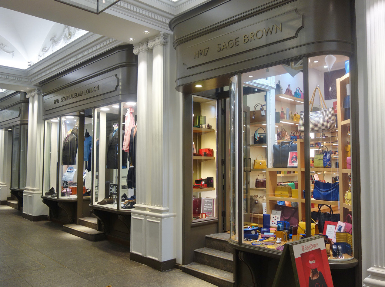 Princes Arcade, St James's