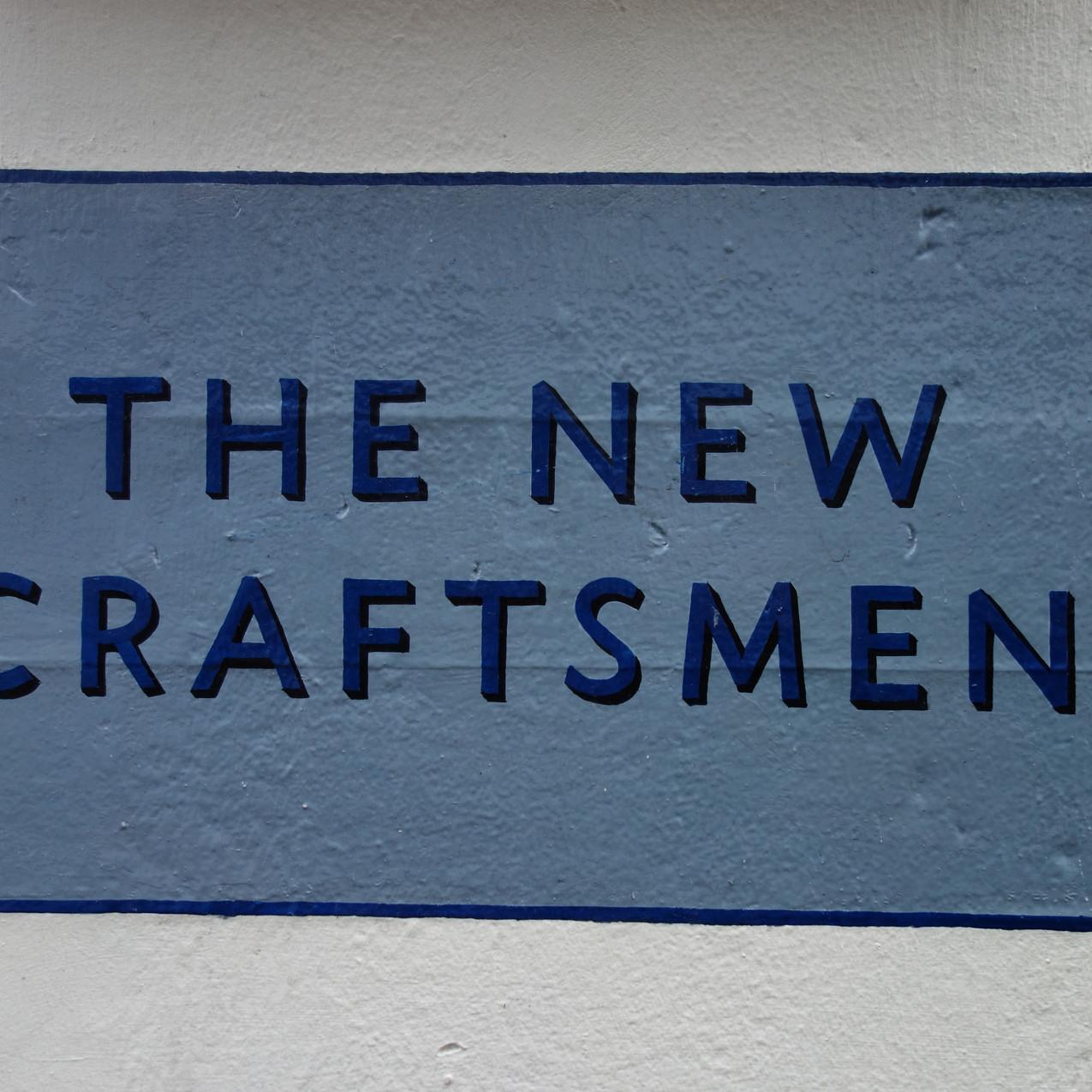 The New Craftsmen