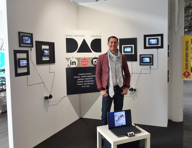 David Anthony Creative : VM & Display Show 2019