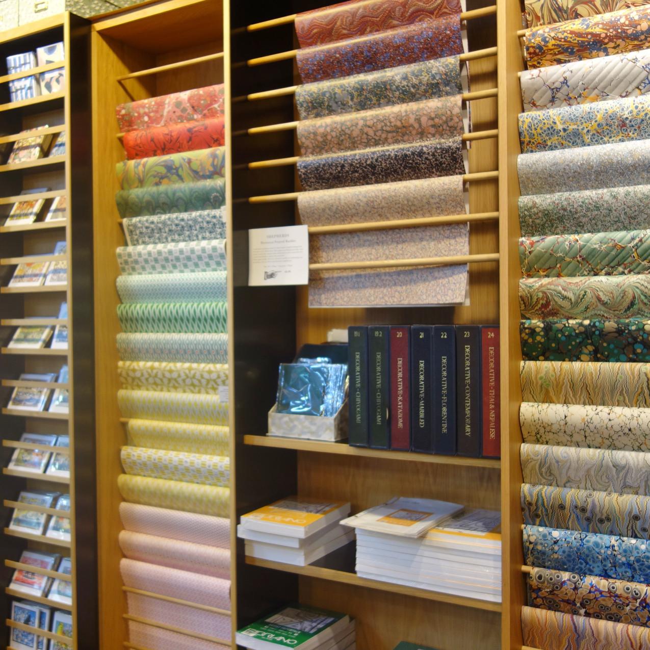 Shepherds Bookbinders