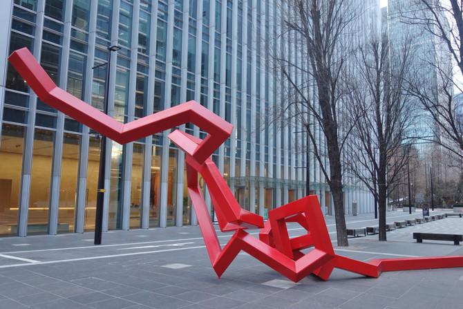 Art on the Estate : Canary Wharf