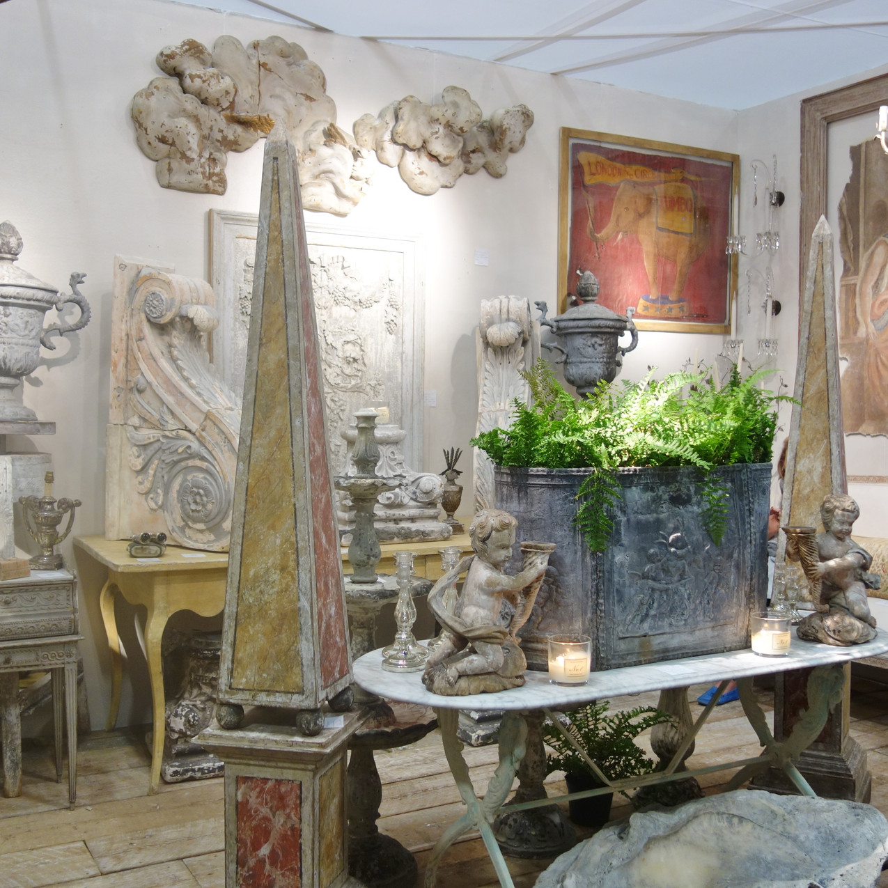 The Decorative Fair