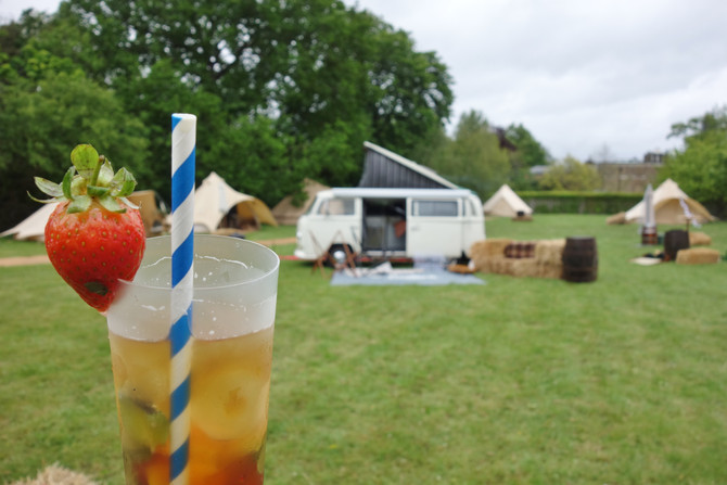 Boutique Camping : Summer Showcase