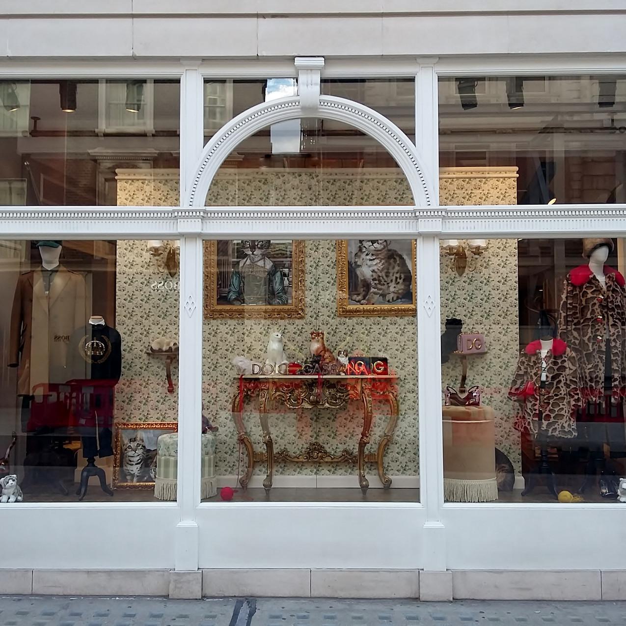 Dolce & Gabbana : Bond Street