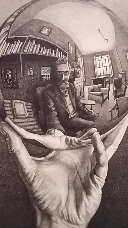 M.C. Escher : Dulwich Picture Gallery
