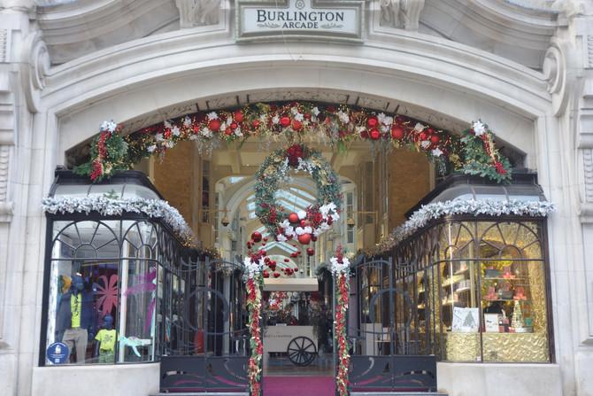 Burlington Arcade : Classic Christmas