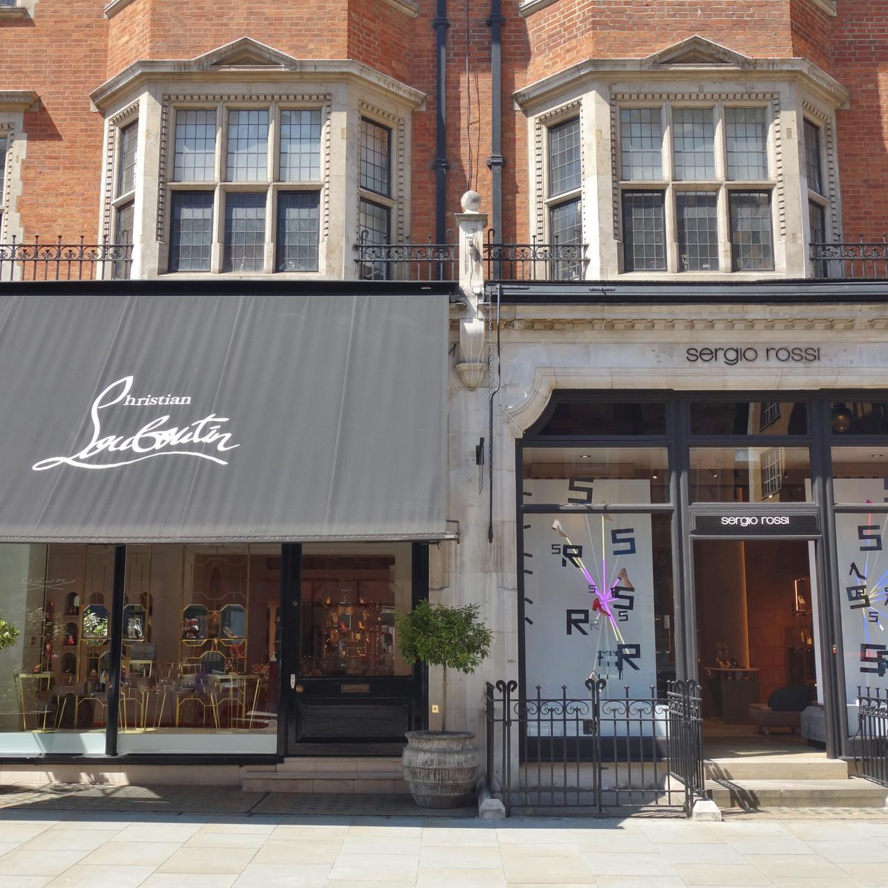 Mount Street, Mayfair