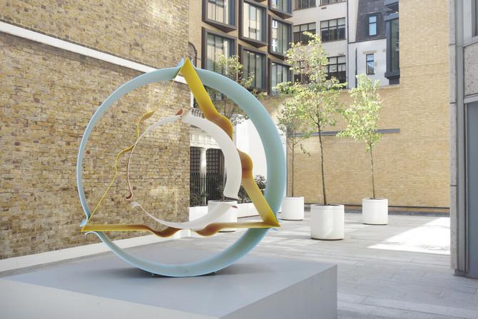 Untitled Sculpture : David Annesley