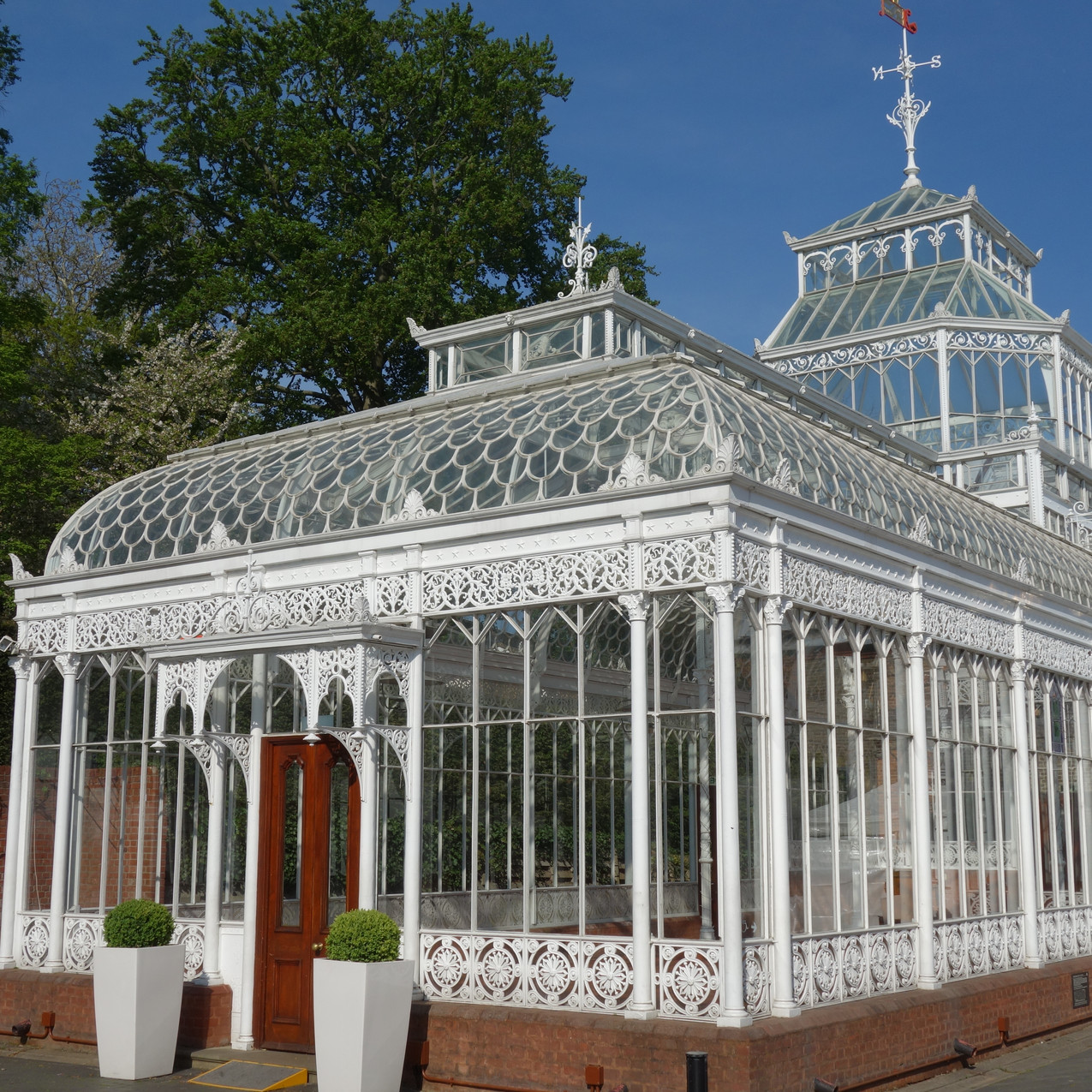 Horniman Conservatory