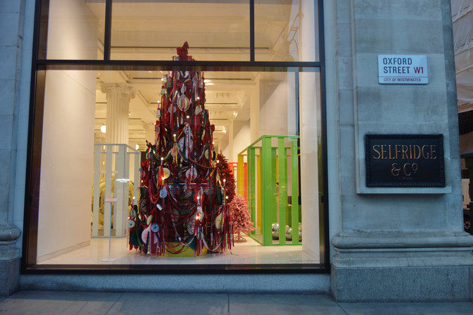 Selfridges : Once Upon a Christmas