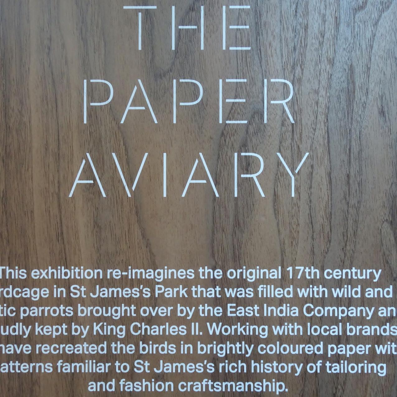 The Paper Aviary