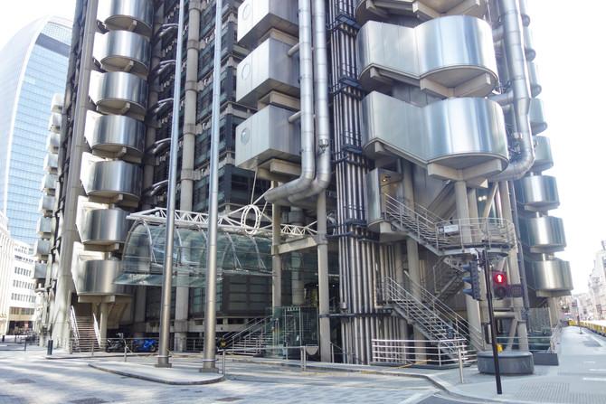 Lloyd's of London : Rogers + Partners Architects