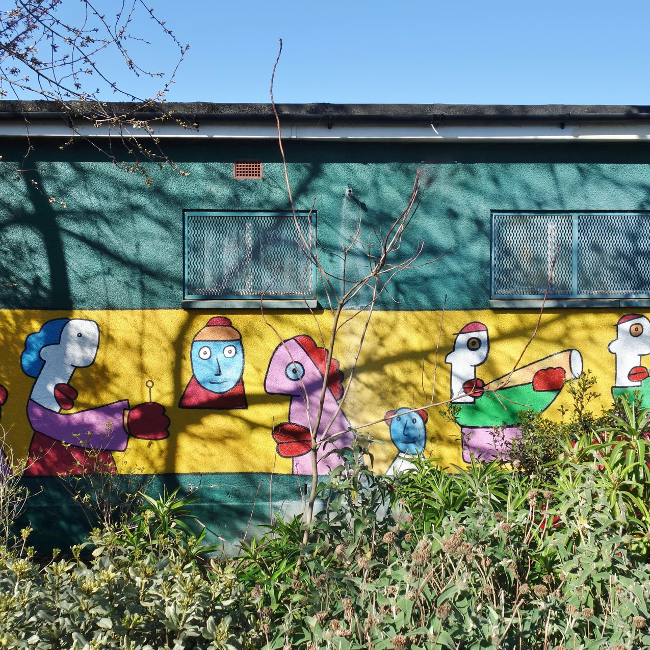Dulwich Outdoor Gallery