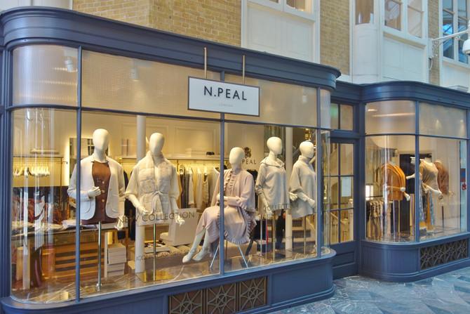 Burlington Arcade : Modern Luxury Craftsman