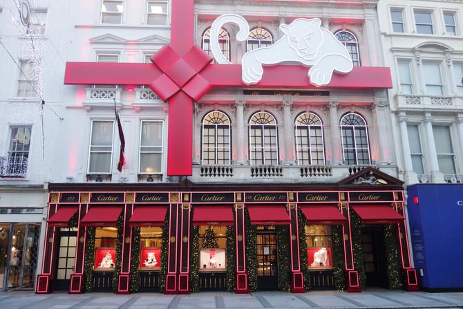 Cartier : Christmas Panther