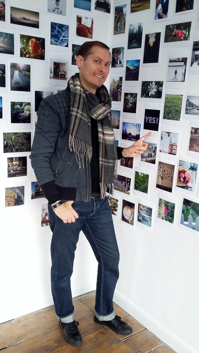 David Anthony Creative : ME & ED