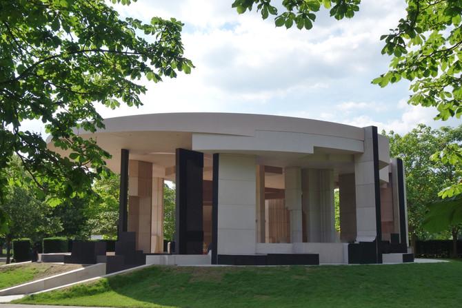 Serpentine Pavilion 2021 : Counterspace