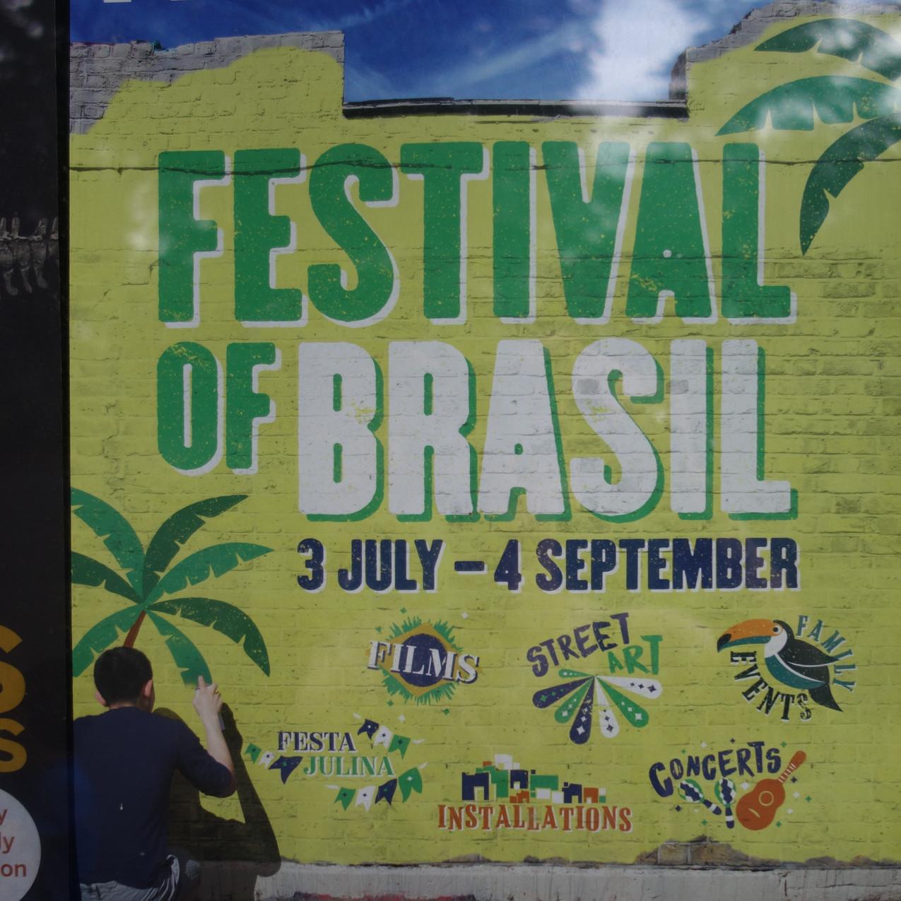Festival of Brazil